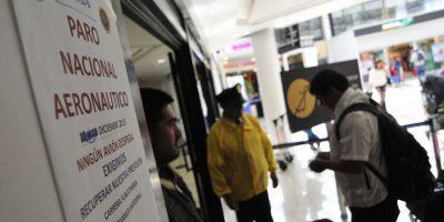 Termina el paro de la DGAC tras cuatro días y cientos de pasajeros afectados