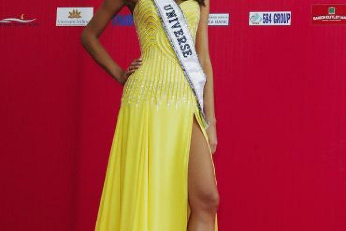 Dayana Mendoza – Miss Universo 2007 Foto:Getty Images. Imagen Por: