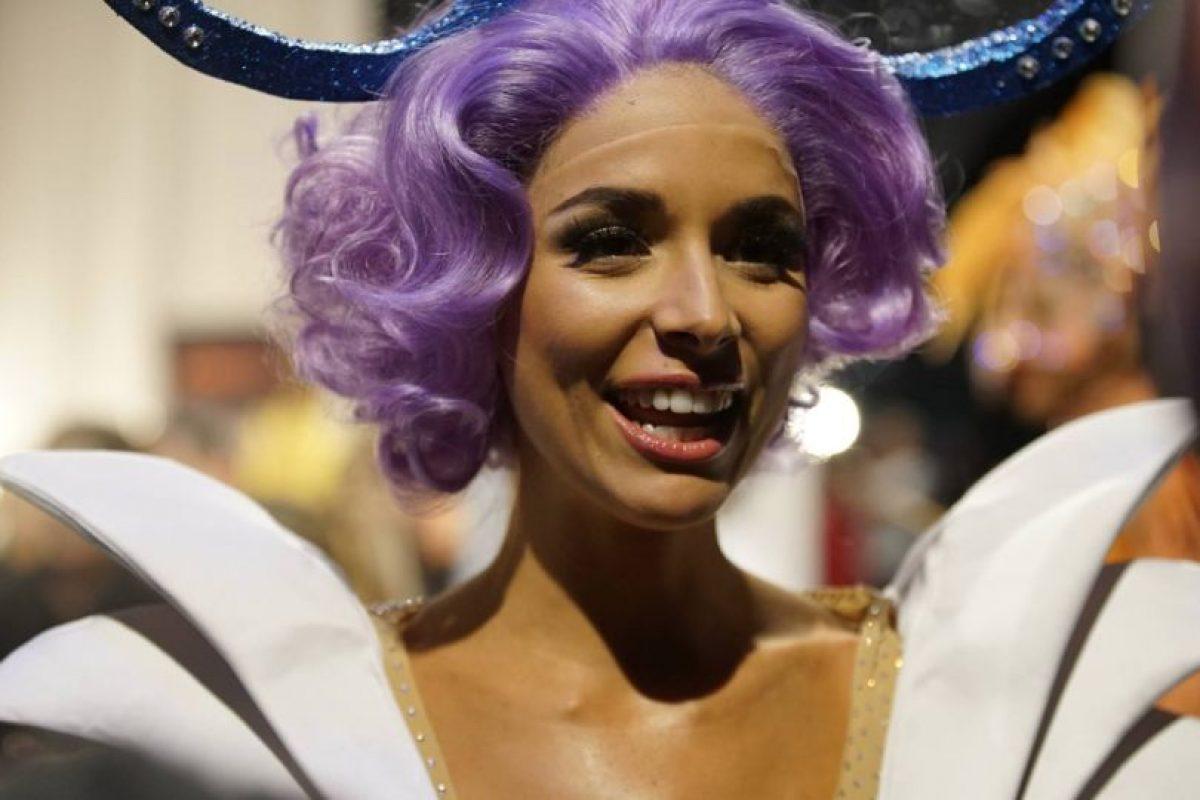 Es la marca de la peluca. Foto:vía Facebook/Miss Universe. Imagen Por: