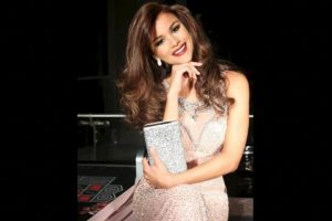 Clarissa Molina es Miss República Dominicana Foto:Facebook.com/MissUniverse. Imagen Por: