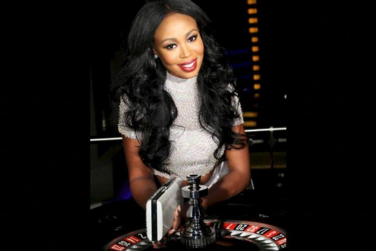 Hilda Frimpong es Miss Ghana Foto:Facebook.com/MissUniverse. Imagen Por: