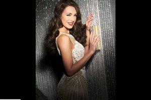 Denisa Vysnovska es Miss Eslovaquia Foto:Facebook.com/MissUniverse. Imagen Por: