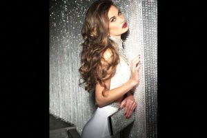 Megi Luka es Miss Albania Foto:Facebook.com/MissUniverse. Imagen Por: