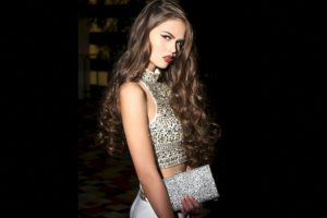 Vladislava Evtushenko es Miss Rusia Foto:Facebook.com/MissUniverse. Imagen Por: