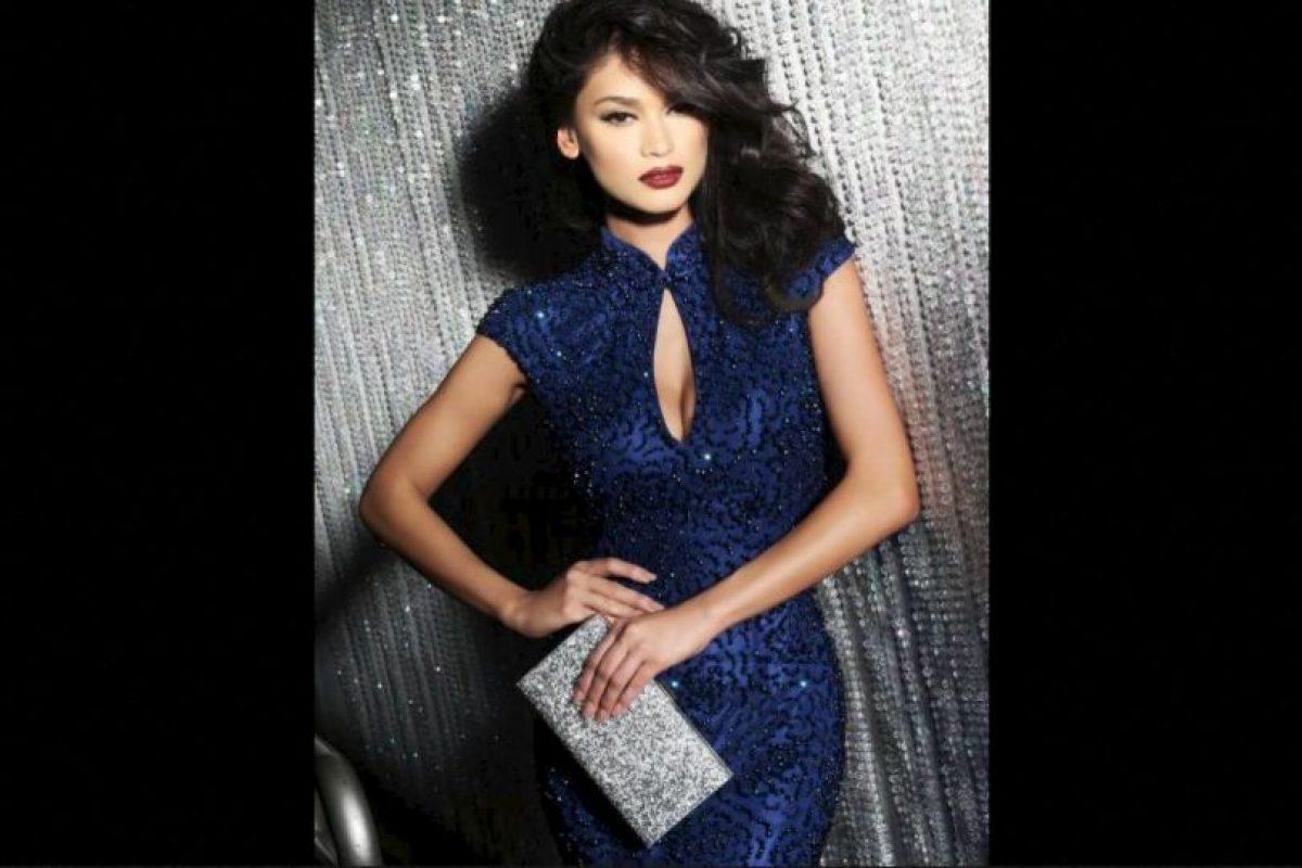 Pia Alonzo Wurtzbach es Miss Filipinas Foto:Facebook.com/MissUniverse. Imagen Por: