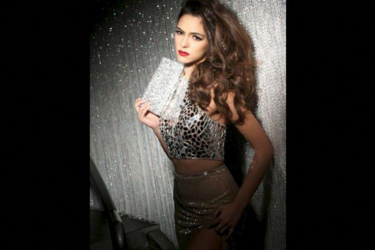 Melisa Uzun es Miss Turquía Foto:Facebook.com/MissUniverse. Imagen Por: