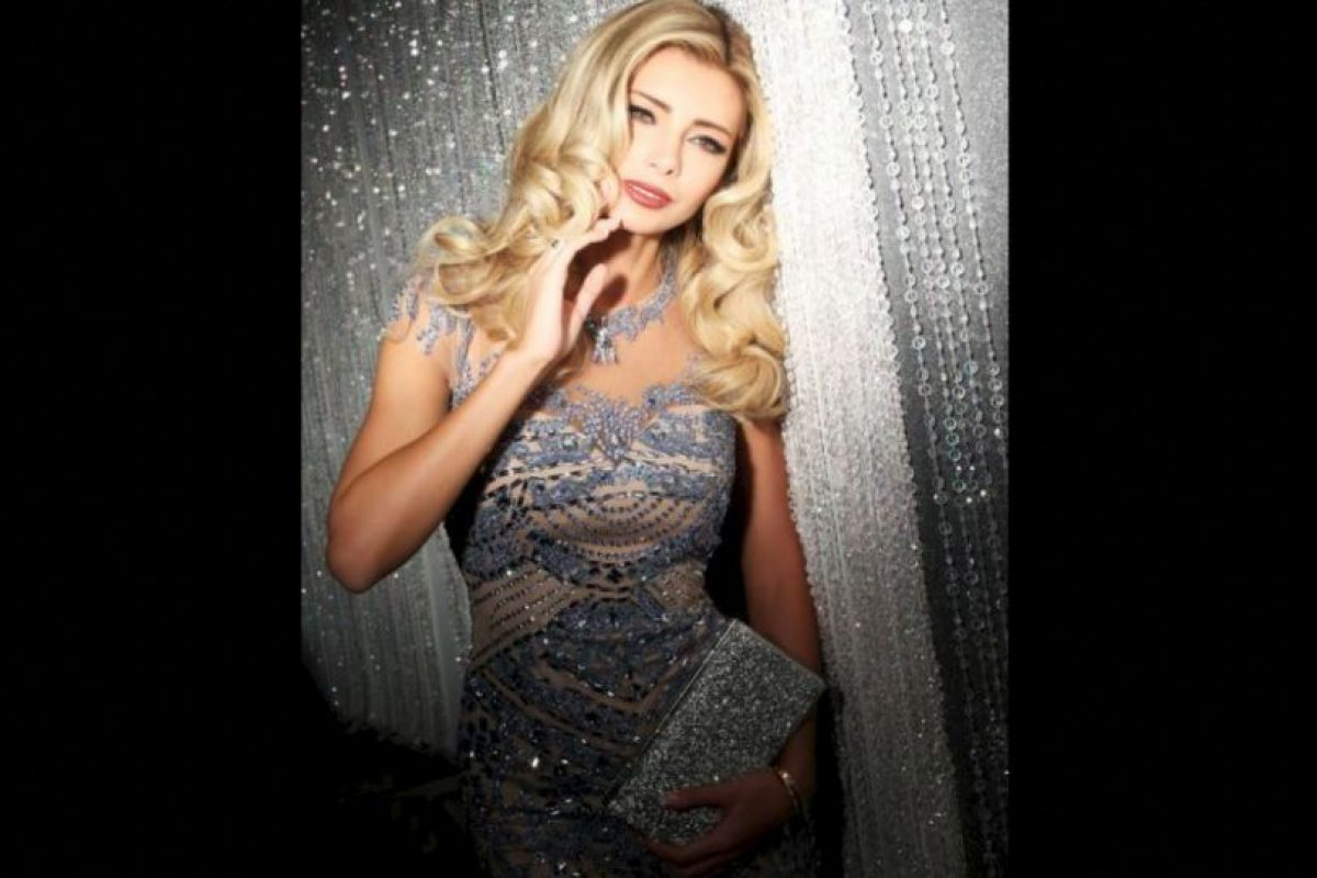 Anna Vergelskaya es Miss Ucrania Foto:Facebook.com/MissUniverse. Imagen Por: