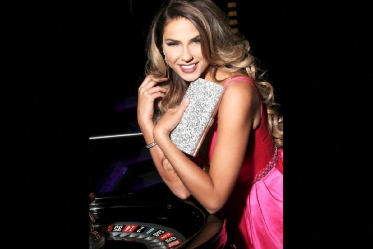 Rosa-Maria Ryyti es Miss Finlandia Foto:Facebook.com/MissUniverse. Imagen Por: