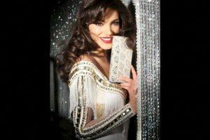Amina Dagi es Miss Austria Foto:Facebook.com/MissUniverse. Imagen Por: