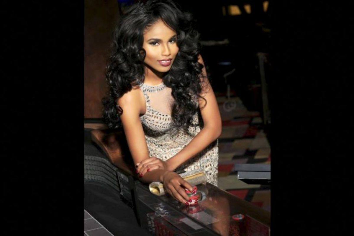 Shauna Ramdyhan es Miss Guyana Foto:Facebook.com/MissUniverse. Imagen Por: