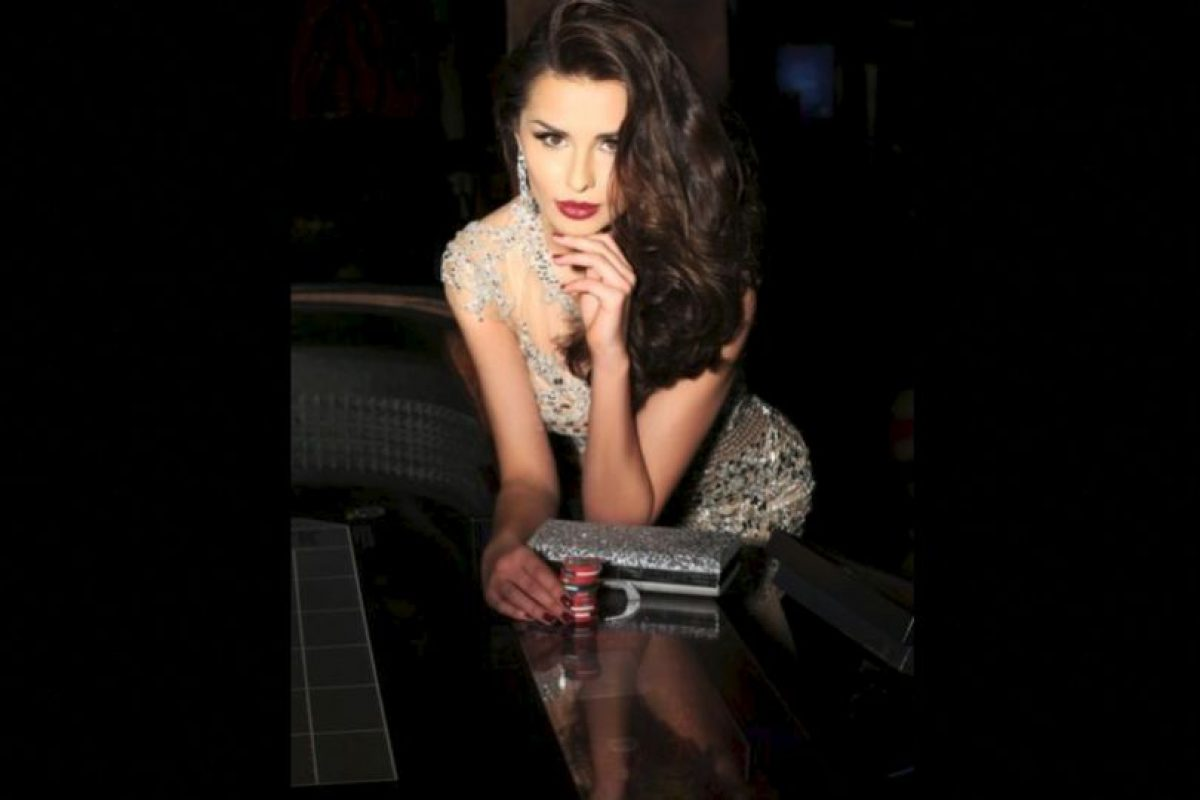 Weronika Szmajdzińska es Miss Polonia Foto:Facebook.com/MissUniverse. Imagen Por: