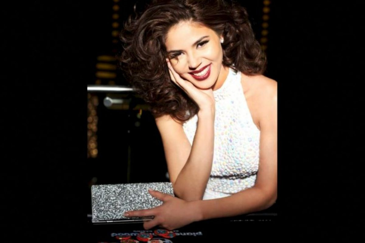 Fátima Rivas es Miss El Salvador Foto:Facebook.com/MissUniverse. Imagen Por: