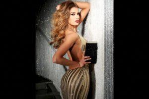 Ariadna Gutierrez-Arévalo es Miss Colombia Foto:Facebook.com/MissUniverse. Imagen Por: