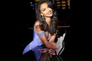 Flora Coquerel es Miss Francia Foto:Facebook.com/MissUniverse. Imagen Por: