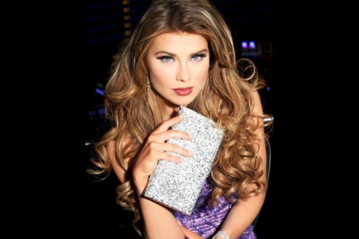 Cecilie Wellemberg es Miss Dinamarca Foto:Facebook.com/MissUniverse. Imagen Por: