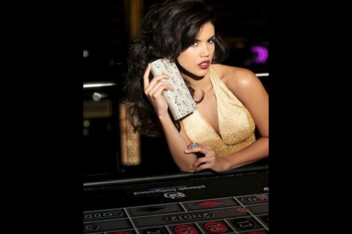 Francesca Cipriani es Miss Ecuador Foto:Facebook.com/MissUniverse. Imagen Por: