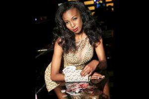 dorya Baly es Miss Islas Vírgenes Británicas Foto:Facebook.com/MissUniverse. Imagen Por: