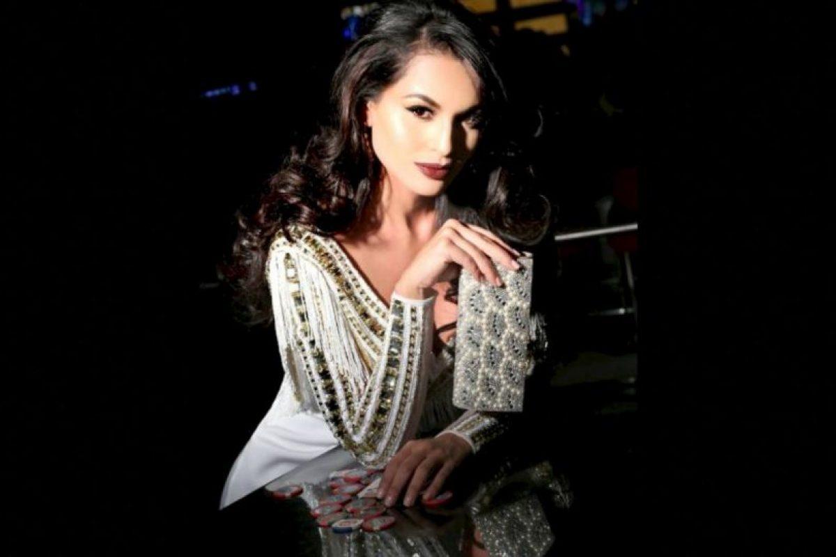 Brenda Castro es Miss Costa Rica Foto:Facebook.com/MissUniverse. Imagen Por: