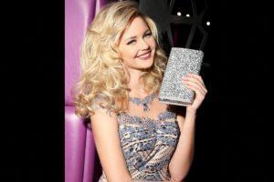 Avigail Alfatov es Miss Israel Foto:Facebook.com/MissUniverse. Imagen Por: