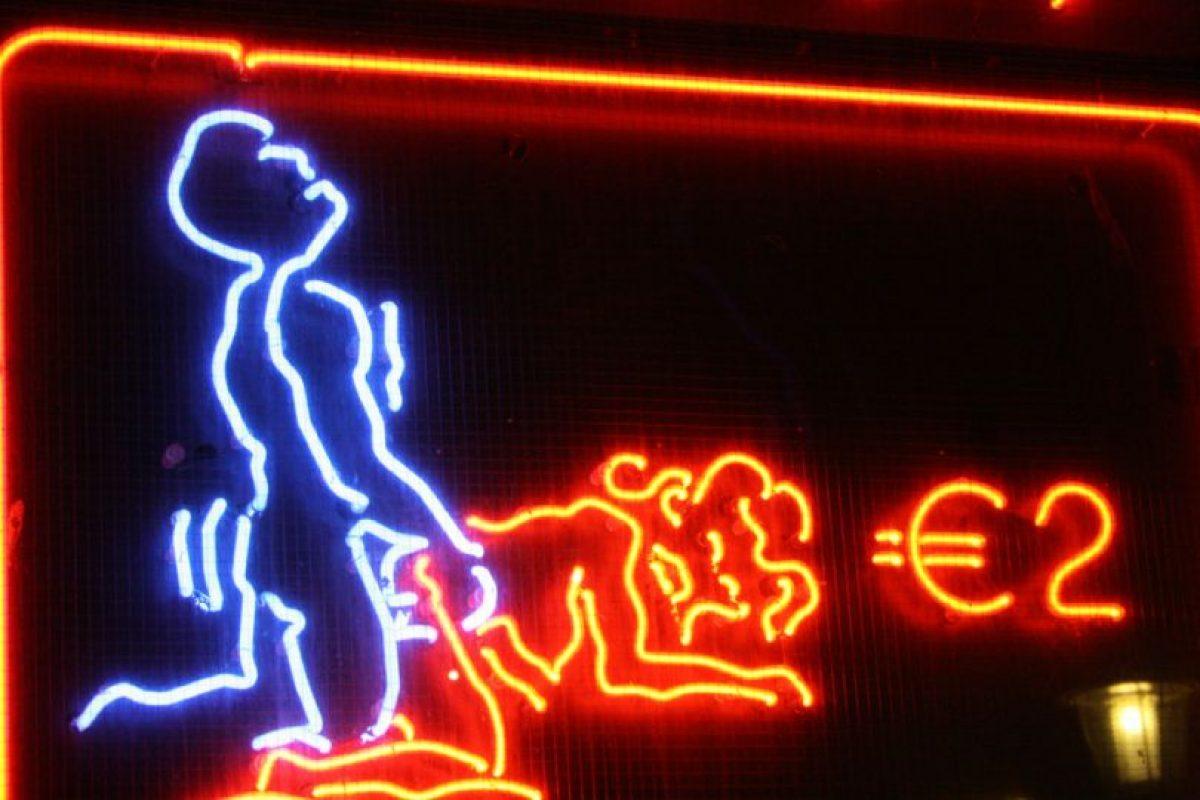 En Amsterdam existe una zona conocida mundialmente como Barrio Rojo. Foto:Vía Flickr. Imagen Por:
