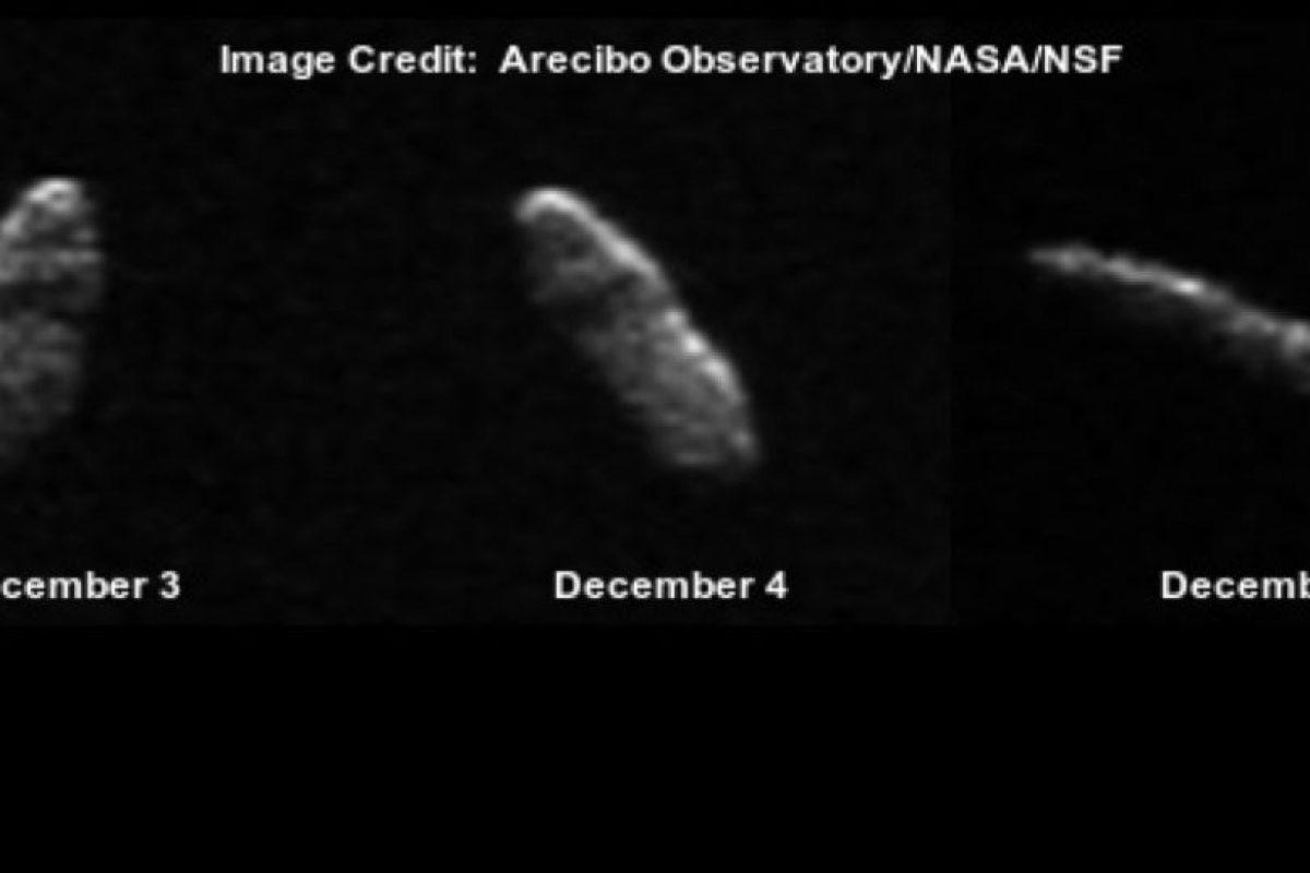 La agencia espacial aseguró que por ahora no representa una amenaza para el planeta. Foto:nasa.gov. Imagen Por: