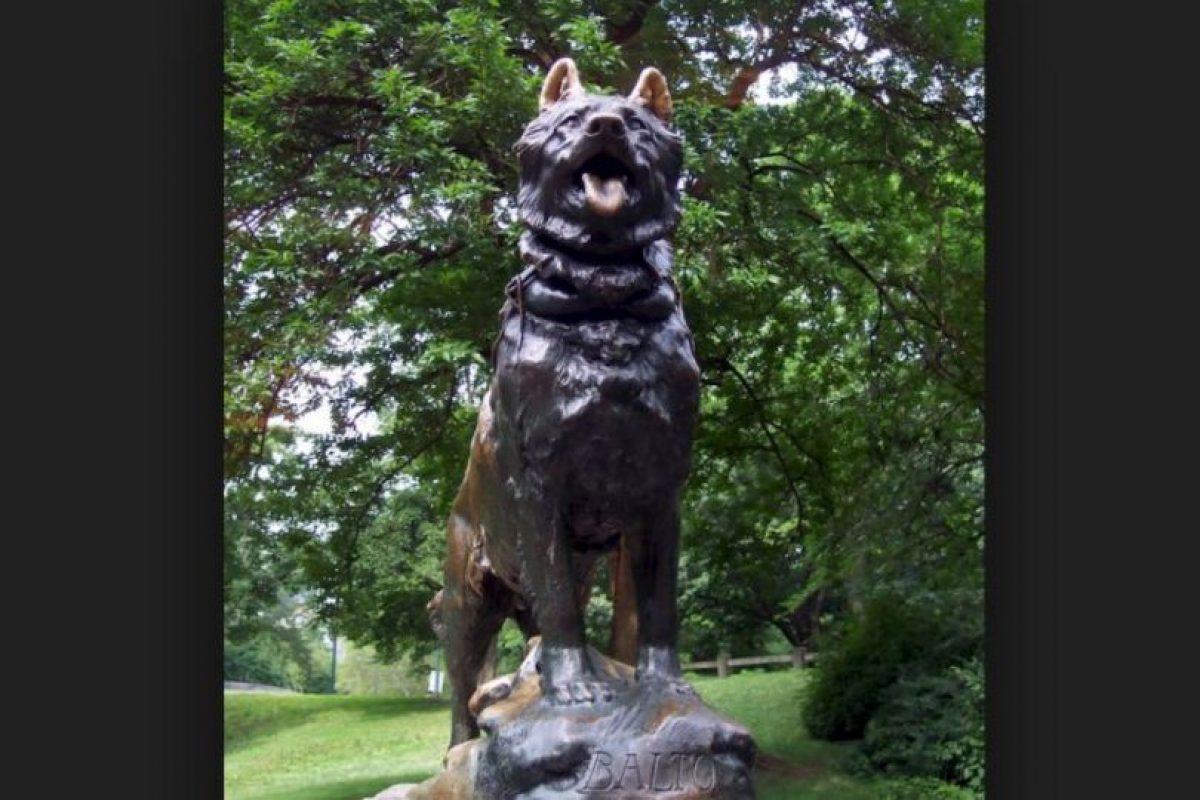 A finales de 1925 se creó una estatua en su honor en el Central Park de Nueva York. Foto:Vía Wikimedia.org. Imagen Por: