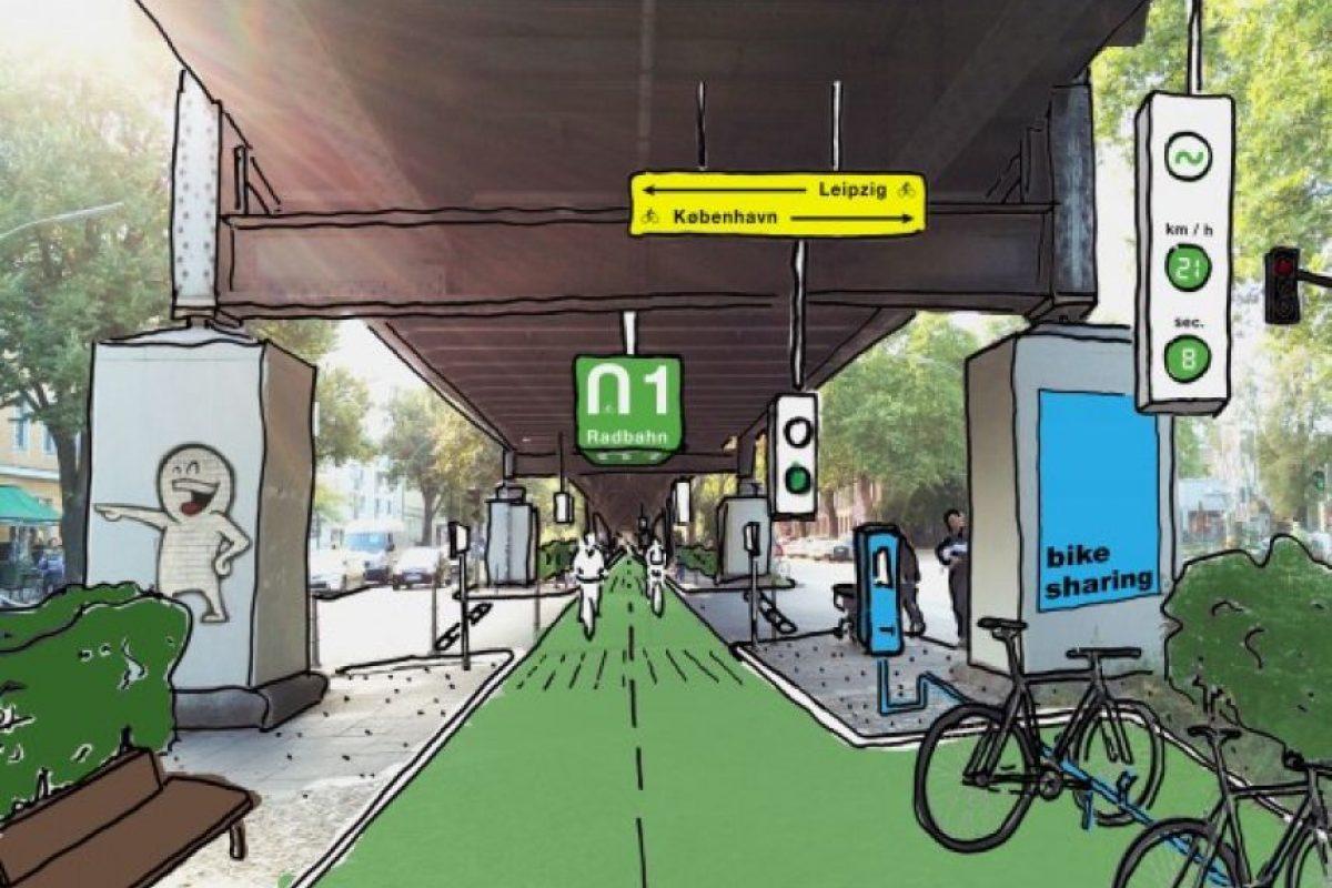 Foto:Radbahn. Imagen Por: