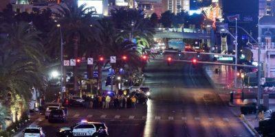 EEUU: atropello masivo en Las Vegas y deja un muerto y 26 heridos