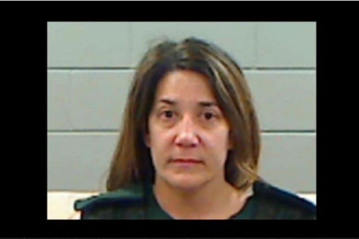 Allison Evans Sloanaker, fue acusada de abusar a de un niño de 11 años. Foto:Rankin County Detention Center. Imagen Por: