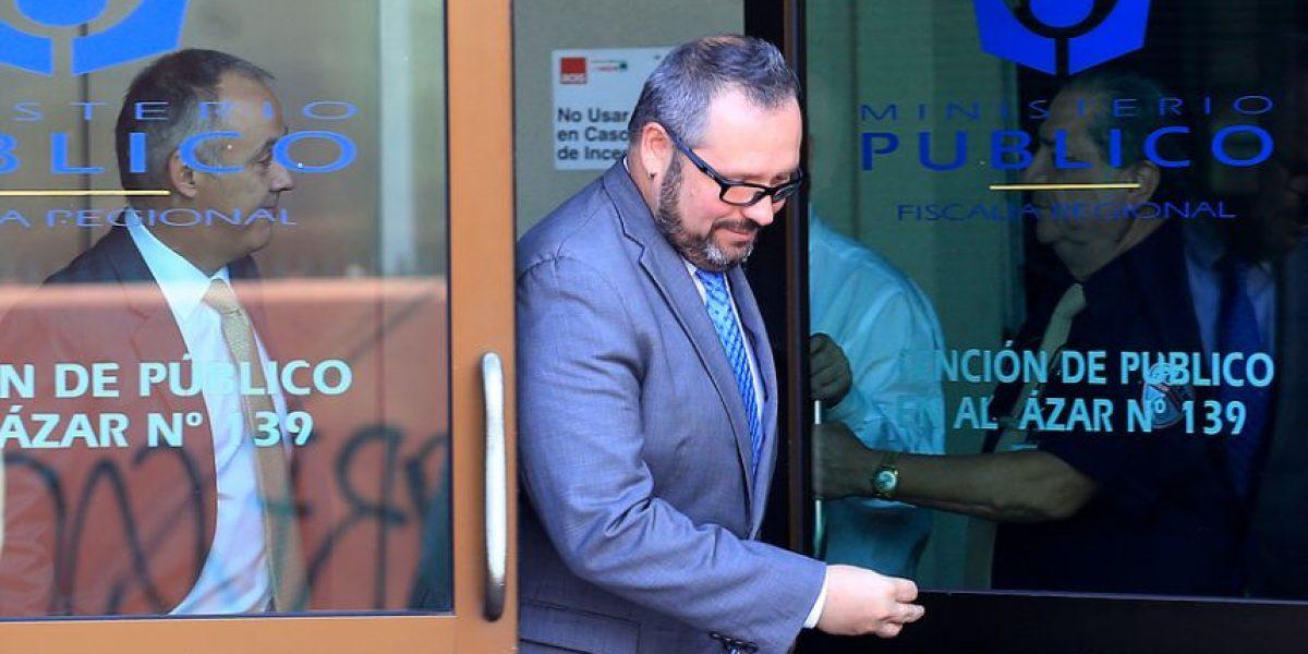 Caso Caval: Sebastián Dávalos llegó a declarar a la Fiscalía de Rancagua