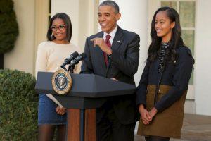 Así han cambiado las hijas de Barack Obama Foto:Getty Images. Imagen Por: