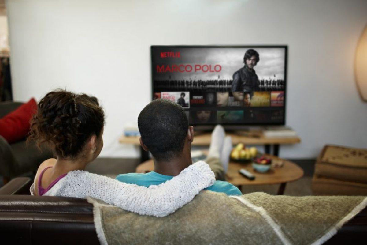 Netflix puede ser su mejor aliado en estas fiestas decembrinas. Foto:vía Netflix. Imagen Por: