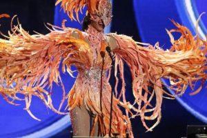 Una ave Foto:Miss Universo. Imagen Por: