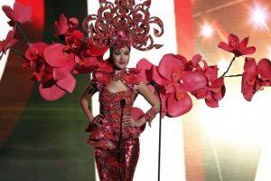 Orquídea Foto:Miss Universo. Imagen Por: