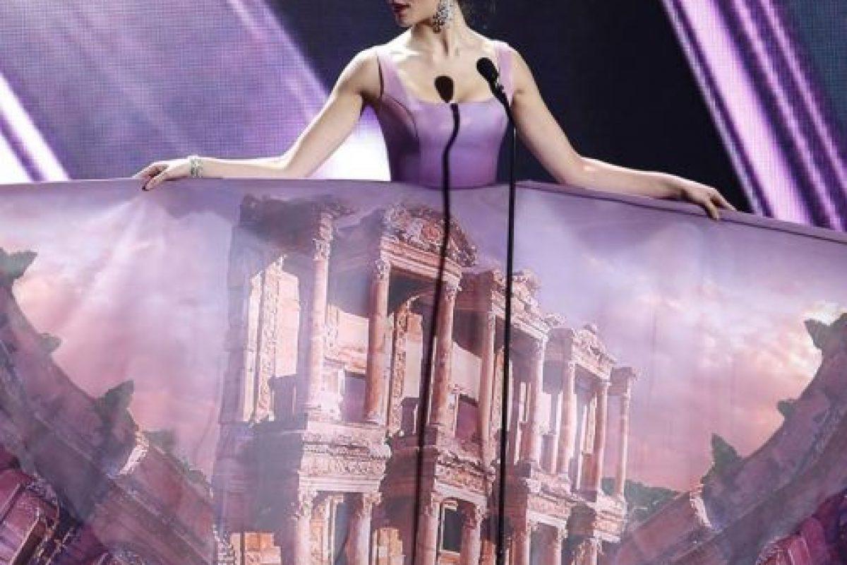 Turquía Foto:Miss Universo. Imagen Por: