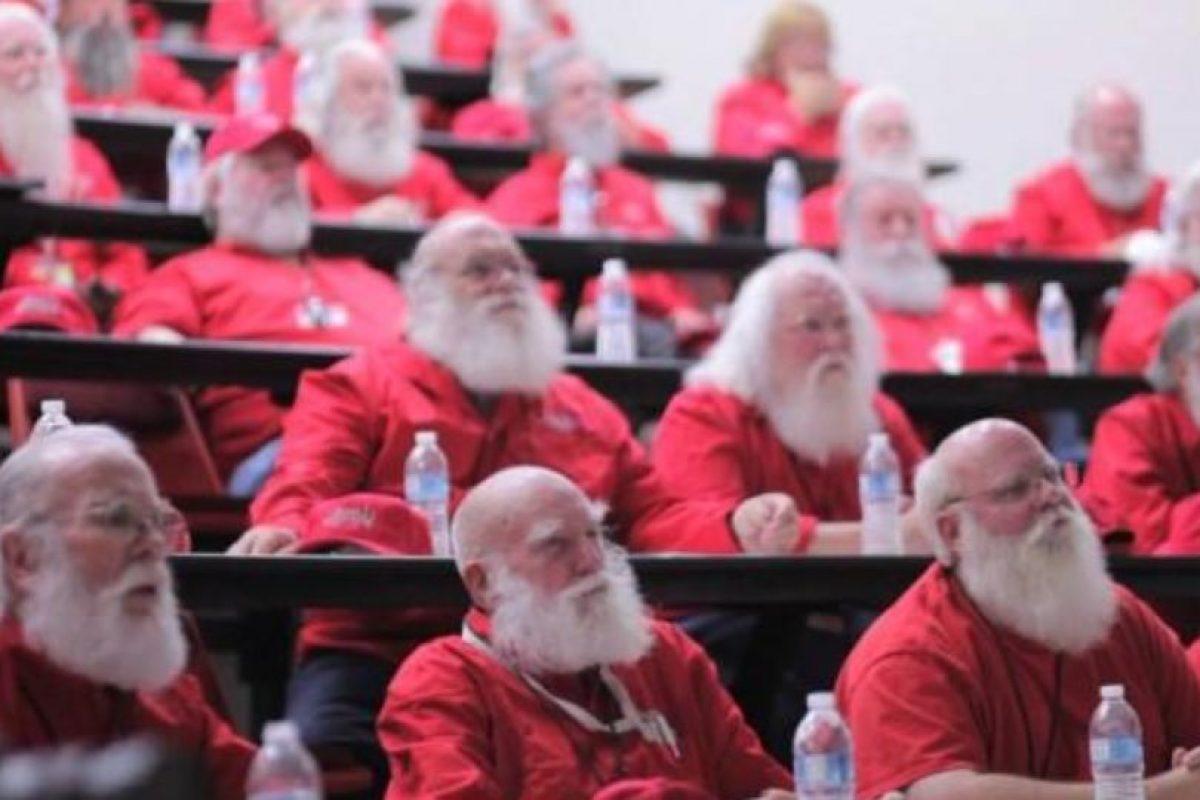 Las clases de la Universidad de Santa son cada verano. Foto:Vía facebook.com/noerrprograms. Imagen Por: