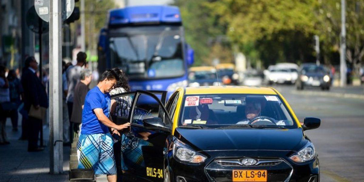 Aplicación ayudará a encontrar taxis en medio de compras navideñas
