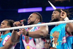 Se trata de Big E Foto:WWE. Imagen Por:
