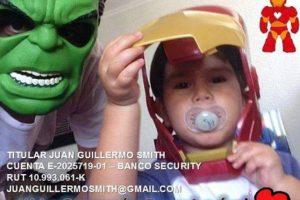 Foto:Reproducción / Facebook Juan Guillermo Smith Alarcón. Imagen Por:
