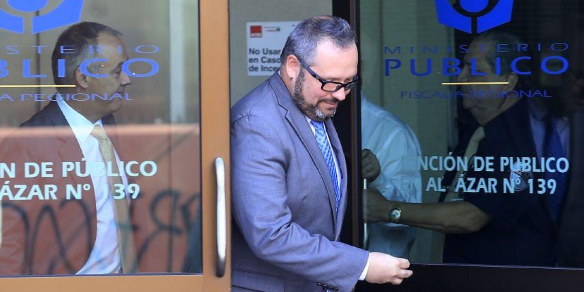 Caso Caval: Dávalos acusó a Peñailillo de querer perjudicarlo en tercera declaración