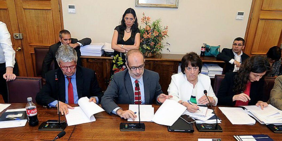 Comisión de Hacienda aprueba indicaciones del Ejecutivo a gratuidad