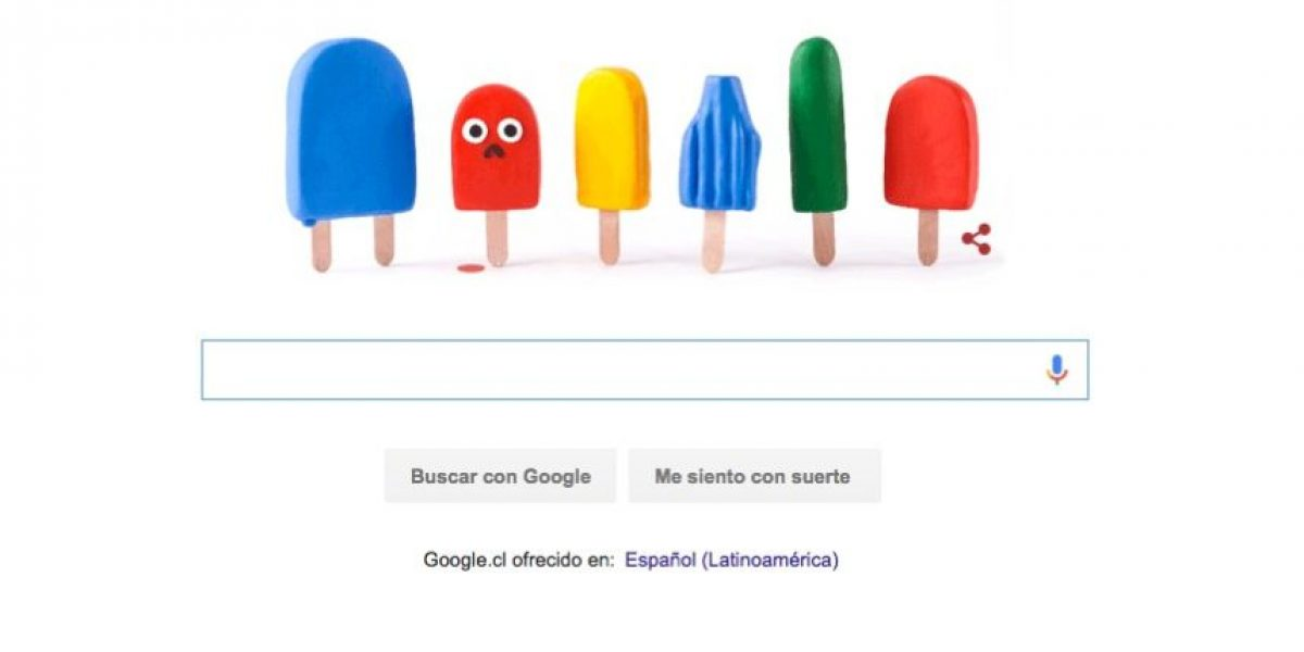 ¡Qué calor! Google recibe el verano con un entretenido doodle animado