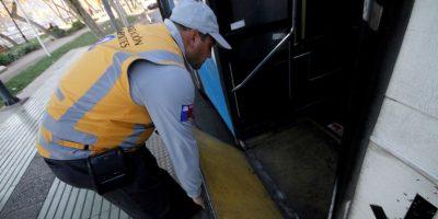 Denuncian falta de infraestructura para accesibilidad universal en el transporte público de Santiago