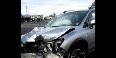 Buin: conductor se desmayó al volante y mató a joven de 15 años