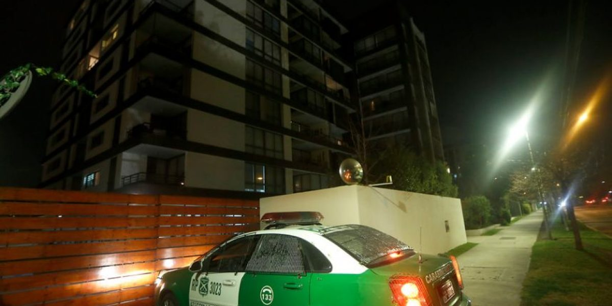 """Ñuñoa: mujer víctima de """"portonazo"""" fue baleada por carabineros"""