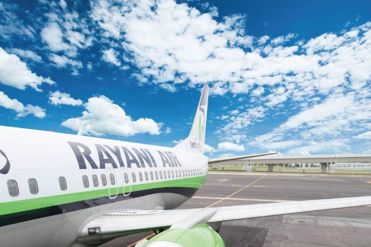 Foto:Vía facebook.com/OfficialRayaniAir. Imagen Por: