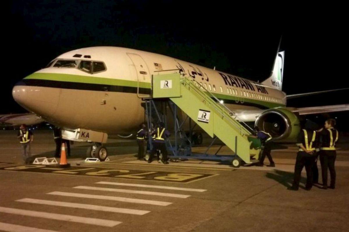 Algunas otras aerolíneas tienen previsto ofrecer vuelos similares el próximo año. Foto:Vía facebook.com/OfficialRayaniAir. Imagen Por: