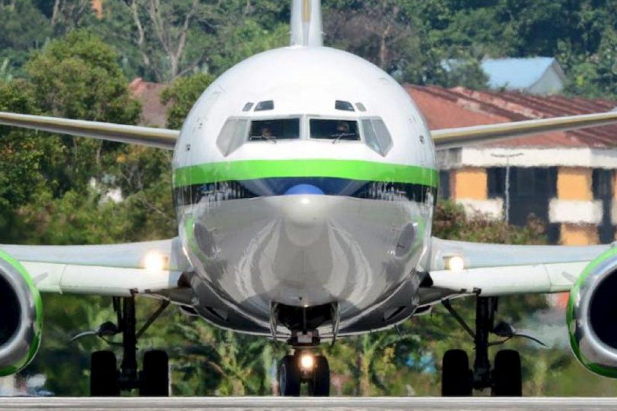 Rayani Air es la nueva aerolínea basada en la ley islámica de la Sharia Foto:Vía facebook.com/OfficialRayaniAir. Imagen Por: