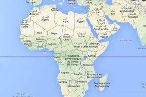 Estados Unidos protegerá a los leones de África Foto:Google Maps. Imagen Por: