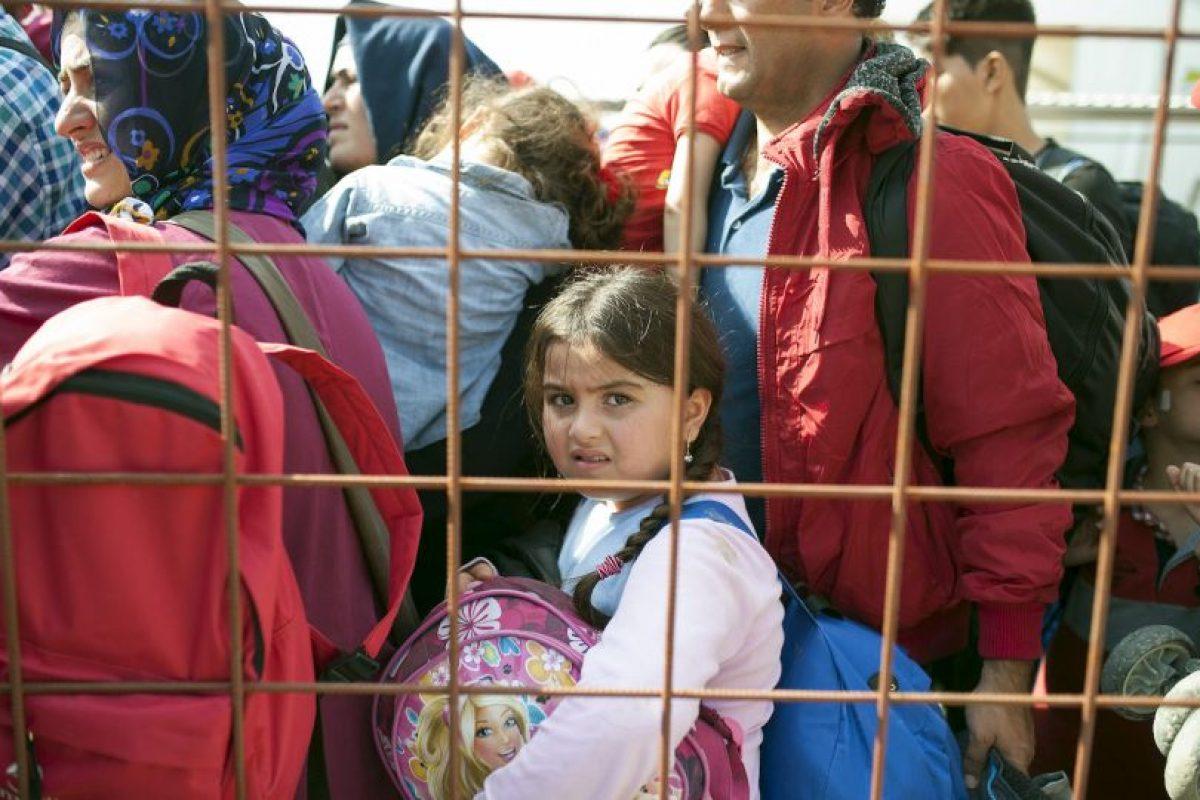 Y algunos tenían diferentes expectativas de Europa Foto:AFP. Imagen Por: